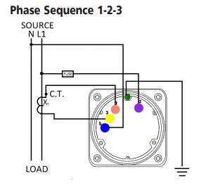 Power factor single phase